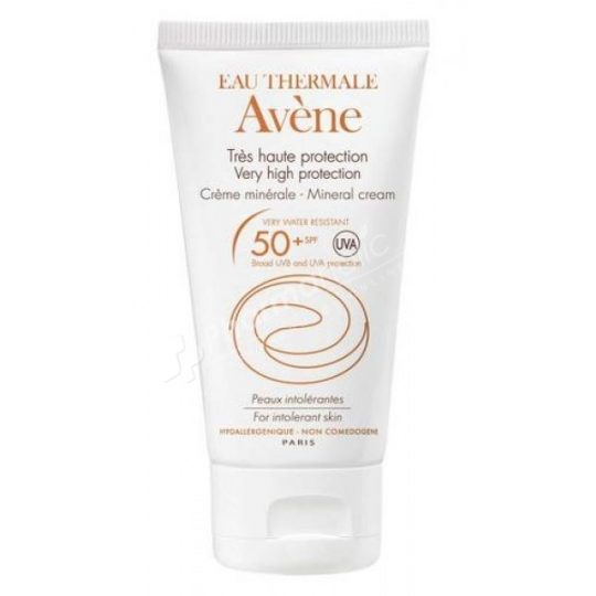 Avène Very High Protection Mineral Cream SPF50+