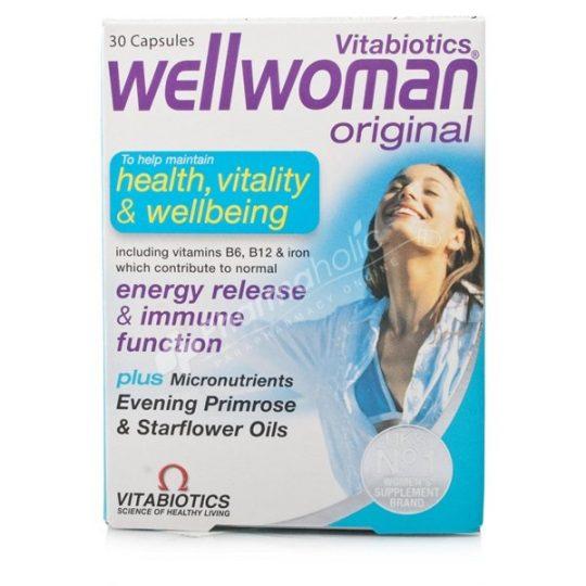 Vitabiotics Wellwoman Original