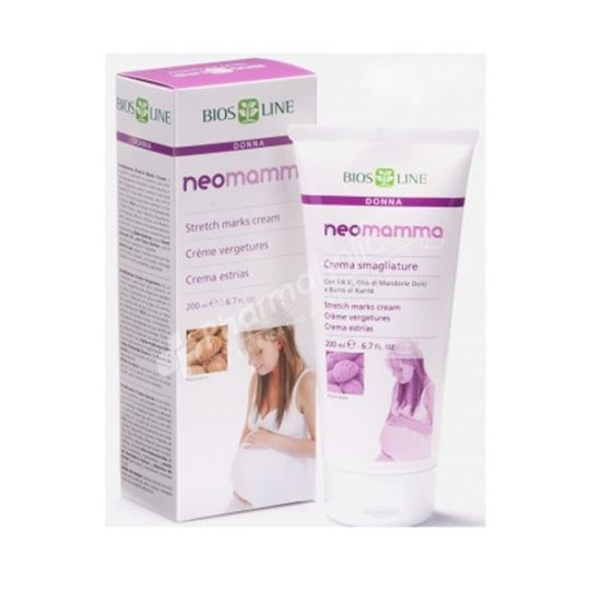 NeoMamma Stretch Marks Cream