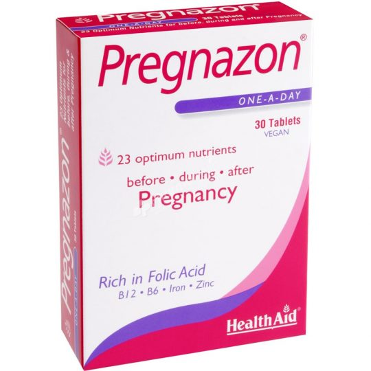 Pregnazon Tablets