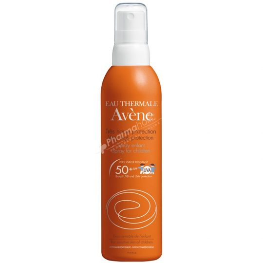 Avène Spf 50+ Very High Protection Spray For Children