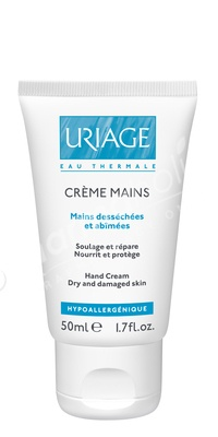 Uriage hand cream