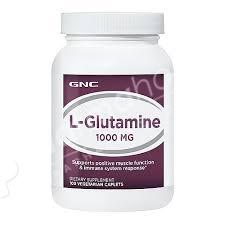 GNC L-Glutamine 1000mg