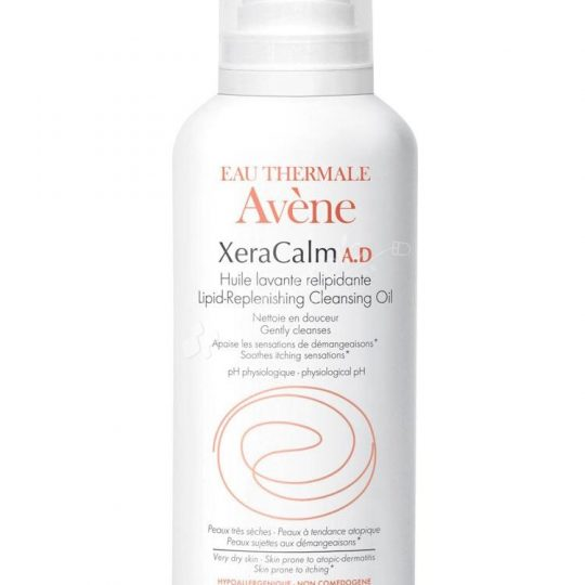 Avène XeraCalm A.D Lipid - Replenishing Cleansing Oil