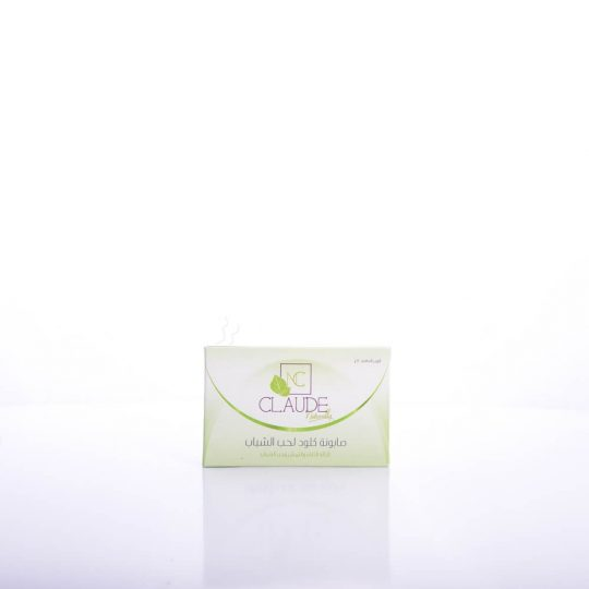 Claude Naturally Acne soap