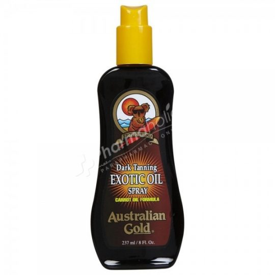 Australian Gold Dark Tanning Exotic Oil 237ml