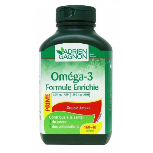 Adrien Gagnon Omega-3 Enriched Formula
