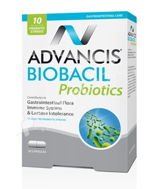 Advancis Biobacil Probiotics