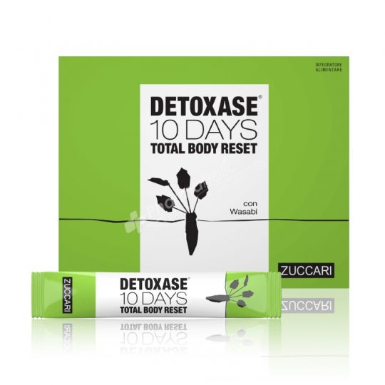 Detoxase® 10 Days Total Body Reset