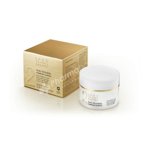 Labo Transdermic Neck and Cleavage Anti_Wrinkle Cream