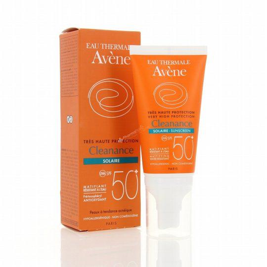Avene Anti-Aging Suncare SPF50+