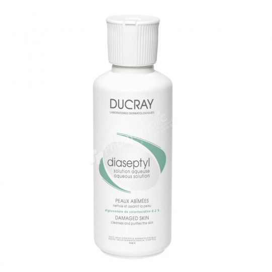 Ducray Diaseptyl Aqueous Solution 0.2%