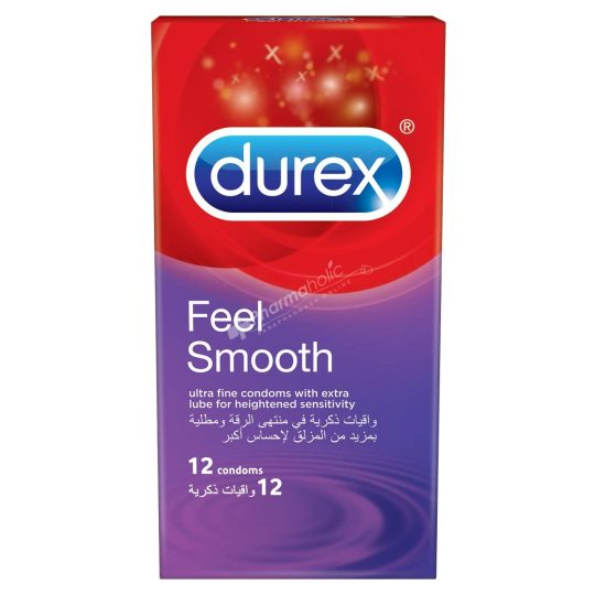 Durex Feel Smooth