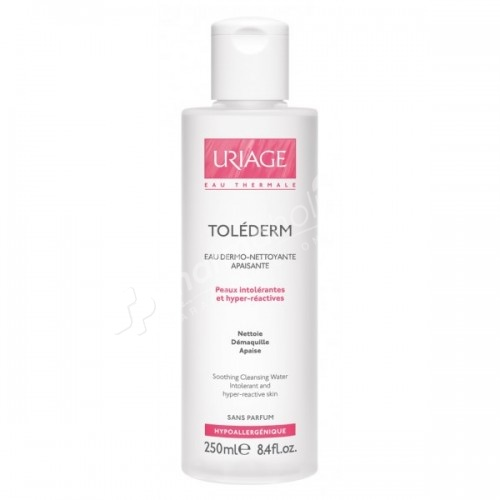 Uriage Toléderm Soothing Cleansing Water