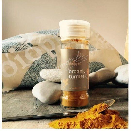 Biopret Organic Turmeric