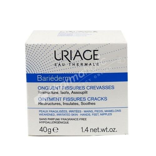 Uriage Bariéderm Ointment Fissures Cracks