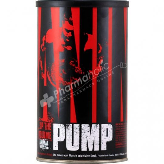 Up the Volume Animal Pump