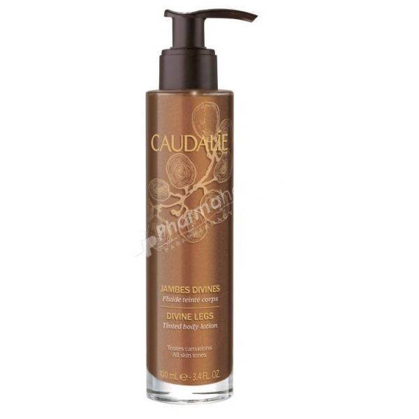Caudalie Divine Legs Tinted Body Lotion