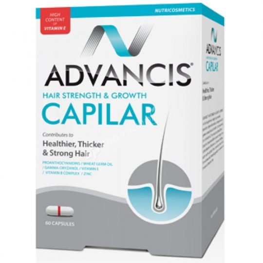 Advancis Hair Growth and Strength Capilar