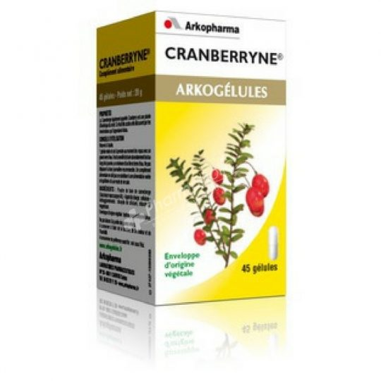 Arkopharma Arkocaps Cranberryne