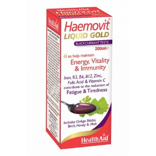 HealthAid Haemovit Liquid Gold