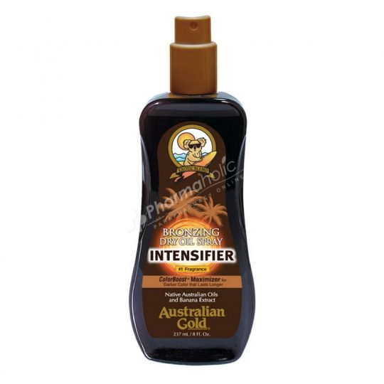Australian Gold Intensifier Bronzing Dry Oil Spray