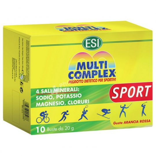 ESI Multi Complex Sport