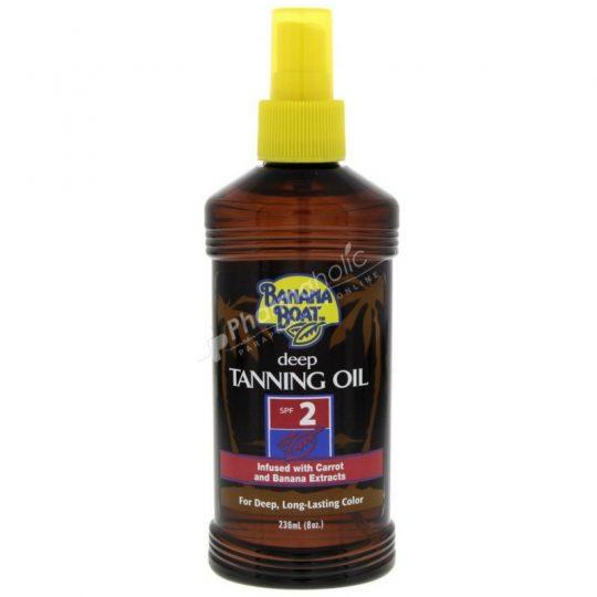 Banana Boat  Deep Tanning Oil SPF2