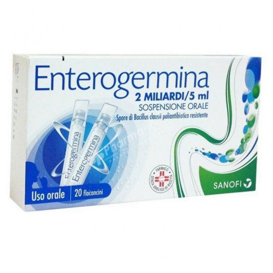 Enterogermina 2 billion/vial