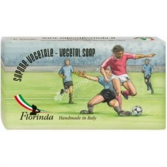 Florinda Vegetal Soap Football
