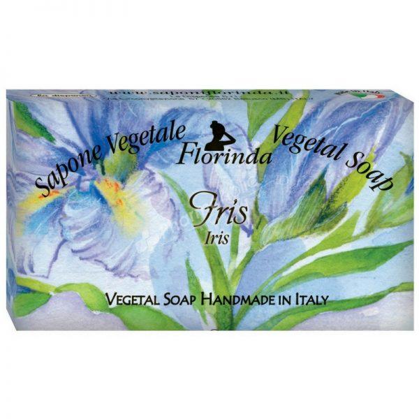 Florinda Vegetal Soap Iris