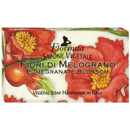 Florinda Vegetal Soap Pomegranate Blossom