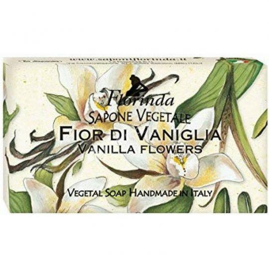 Florinda Vegetal Soap Vanilla Flowers