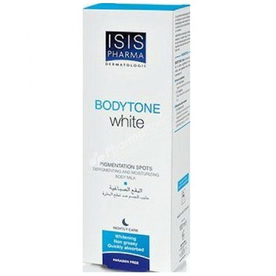 ISIS Pharma Bodytone White Depigmented & Moisturizing Body Milk -100ml-