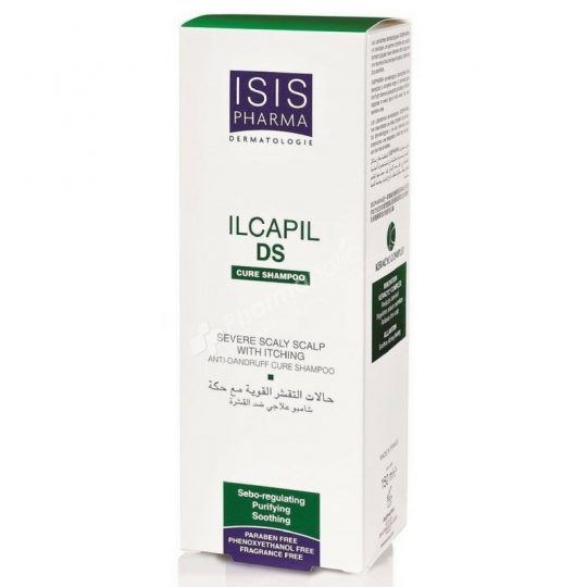 ISIS Pharma Ilcapil DS  Cure Shampoo