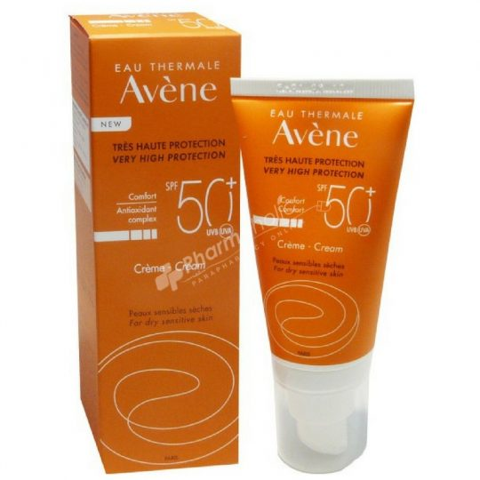 Avène Very High Protection Cream Comfort SPF50+
