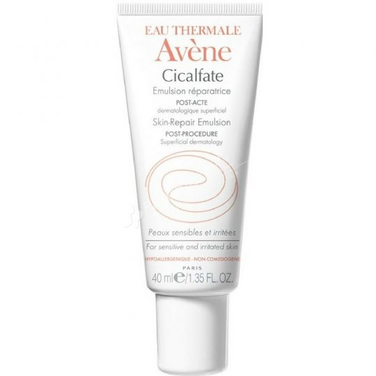 Avène Cicalfate Post-Act Repairing Emulsion