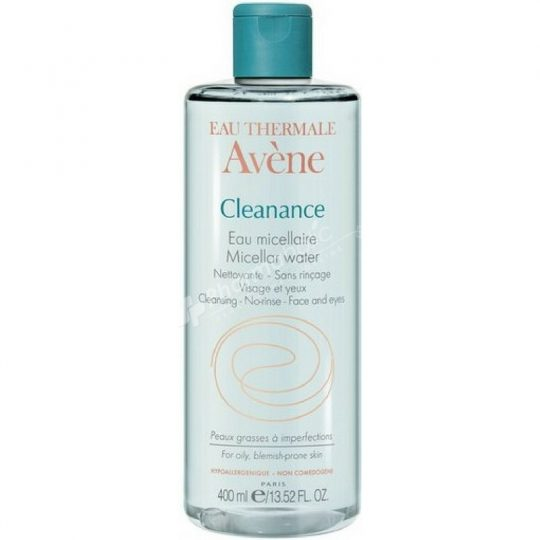 Avène Cleanance Cleansing Water
