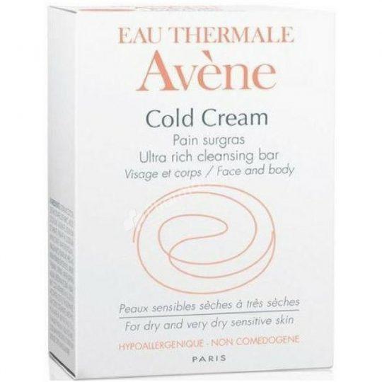 Avène Cold Cream Ultra-rich Cleansing Bar