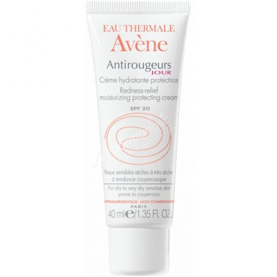 Avene Anti-Redness Moisturizing Protective Cream