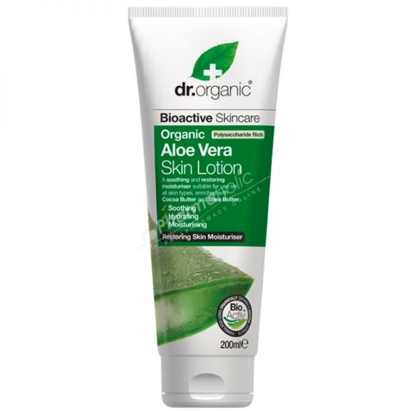 Dr.Organic Organic Aloe Vera Skin Lotion
