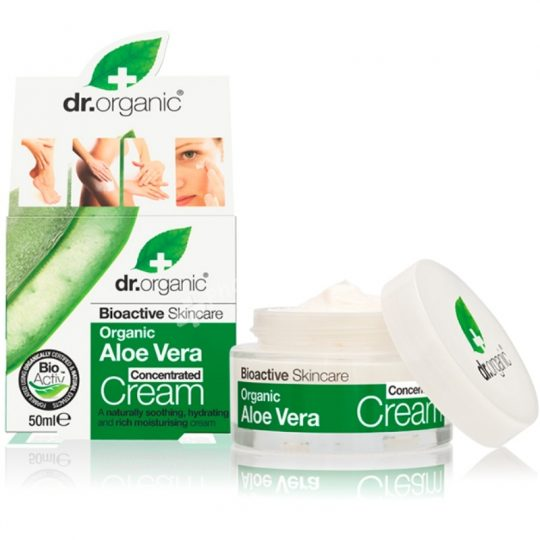 Dr.Organic Organic Aloe Vera Concentrated Cream