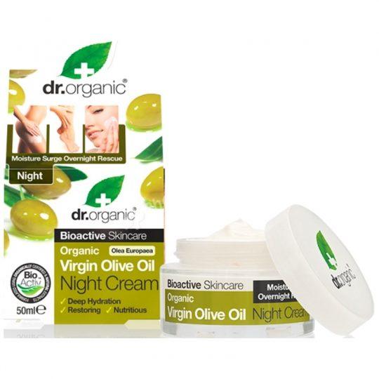 Dr.Organic Organic Virgin Olive Oil Night Cream