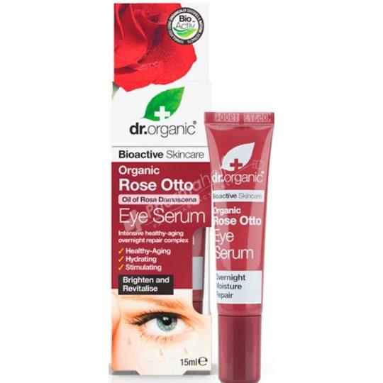 Dr.Organic Organic Rose Otto Eye Serum