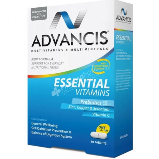 Advancis Essential Vitamins