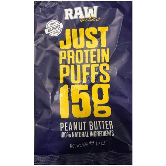 Raw Bites Just Protein Puffs