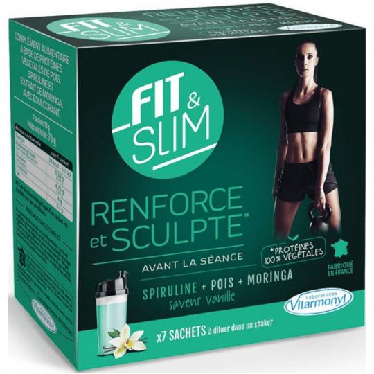 Vitarmonyl Fit & Slim Strengthens & Sculpts