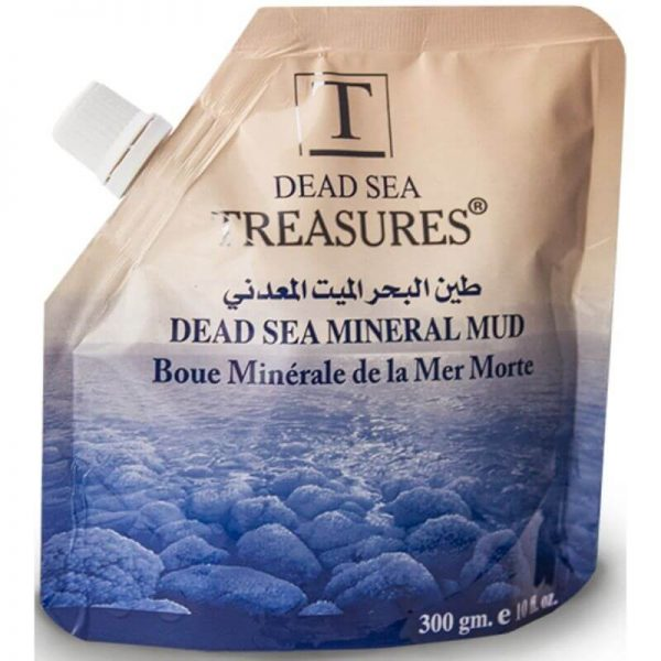 Dead Sea Treasures Mineral Mud