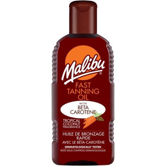 Malibu Fast Tanning Oil
