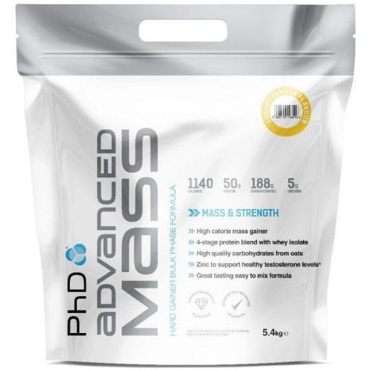 PhD Advanced Mass Powder